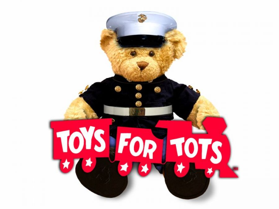 Marine Toys for Tots and Good360! | Parent Child Inc.